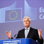 EU negotiator Barnier reports 'no progress' in Brexit talks