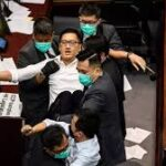 Police arrest two Hong Kong pro-democracy legislators for alleged roles in 2019 protests
