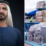Dubai Ruler, Mohammed Bin Rashid Al Maktoum Sends Medical, Food Supplies To Nigeria (photos)