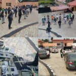 EFCC Arrests 3 NYSC Corp Members, 19 Undergraduates, 10 Others For Internet Fraud In Ibadan (PHOTOS)