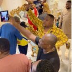 Money Rain As Kcee And E-Money Party In Their Hometown In Anambra (Photos & Video)