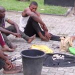 Five Suspected Cultists Arrested With Human Skulls In Cross River