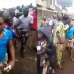 See The Face Of Man Arrested For Eating Human Faeces With Bread In Oyo (Photos & Video)