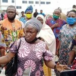 Parents Protest As Govt Asks Student To Take N25,000 COVID-19 Test In Ogun