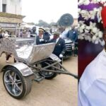 Photos: Late CEO Of Tonimas Oil And Gas, Chief Anthony Reportedly Laid To Rest In N34million Casket