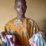 Teenager Arrested With 14 Used Female Panties In Ogun