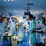 Belgian average rises to almost 1,200 new coronavirus infections per day