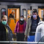 Almost 15% of people on Brussels public transport wears mask incorrectly