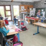 A majority of Brussels pupils present on first day of school