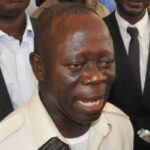 APC Speaks On Reports Of Oshiomhole's Expulsion From Party