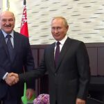 Russia to provide €1.2 billion loan to 'closest ally' Belarus, Putin announces