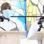 Catholic priest slumps, dies while preaching during Sunday mass [VIDEO]