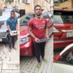 EFCC Arrests 3 Suspected Internet Fraudsters In Abuja (PHOTOS)