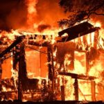 Deadly wildfires scorch northern California, ravaging wine country