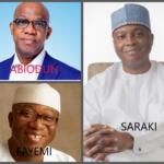 Nigeria @60: Saraki, Fayemi, Abiodun throw weight behind compendium