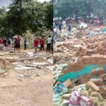 S*x Workers Stranded As FCT Authorities Demolish Popular Brothel (Photos)