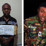 EFCC quizzes Bauchi Poly student Ugochukwu posing as army lieutenant