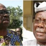 By-election: Lagos PDP Must Retire Bode George To Win – Fayose