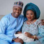 Nollywood Actor, Femi Adebayo Celebrates His Second Wife, Aduke On Her Birthday