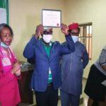 JUST IN: INEC Presents Certificate Of Return To Obaseki, Shaibu (PHOTOS)