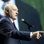 Belarus leader Lukashenko sworn in at secret ceremony: agency