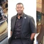 Pastor Adeboye's son, Leke gifts corn seller money after spotting her praying over her charcoal pot (photos & video)
