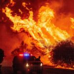 US wildfires destroy towns, turn deadly as they rage across West Coast
