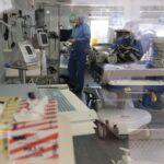 Belgium breaks 1,400 new coronavirus infections per day, hospitalisations rise sharply