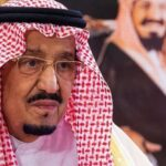 Saudi king calls for 'fair' Palestinian solution in conversation with Trump
