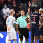 Football: Neymar among 5 stoppage-time red cards as Marseille beat PSG