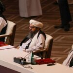 Taliban renew call for 'Islamic system' during historic talks with Afghan government