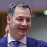 Alexander De Croo is Belgium's new prime minister