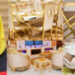 Check Out The Luxurious Interior Of Actress Iyabo Ojo's Multi-Million Naira Mansion (PHOTOS)