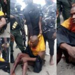 Police Arrest Notorious Criminal, Bobisky In Rivers State (graphic photos)