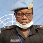 Nigerian Policewoman Gets UN Recognition For Good Performance