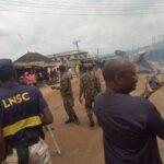 Pandemonium in Ikorodu: Hausa, Yoruba in brutal clash (photos & videos)