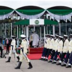 A Colourful But Low-key 60th Independence Celebration (photos)