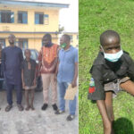 UPDATE: Police release 11-year-old boy arrested over his alleged involvement in attack on a police station in Edo State.