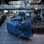 Thai police clear protesters after emergency order bans public gatherings (photos)