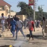 Protesters Storm Streets In Kano As 17-year-old Boy Die In Police Custody