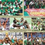 Nigeria's sports silver linings at 60