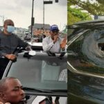Photos: #EndSARS: I Was Attacked By Political Thugs, Not Protesters – Gov. Oyetola