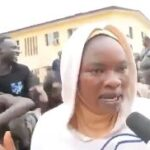 "#EndSARS: ""I Was Arrested By Soldiers On My Way To Buy Food Stuffs"" – Mother Of Four Cries Out (Video)"