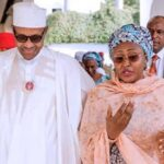#EndSARS: 'Save The People' – Aisha Buhari Tells Buhari