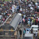 Agitations spread nationwide (photos)