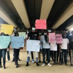 Three-day #ENDSARS Protest Commences In Lagos (Photos)
