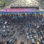 #EndSARS PROTEST: Lagos Loses ₦234m To Tollgates' Closure