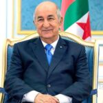 Algerian president Tebboune transferred to German hospital amid Covid-19 fears
