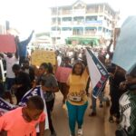 #End SARS Protesters Shuts Down Awka, Demand Prosecution Of Ex-SARS Boss, James Nwafor (photos)