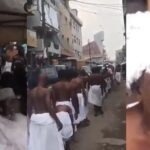 Ritual rites held at Isale Eko to welcome Oba of Lagos and his staff of office to the palace (Photos & Video)